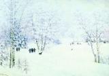 Картины Юон Константин