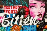 Рисунки, граффити