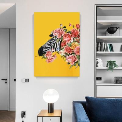 Цветочная зебра
