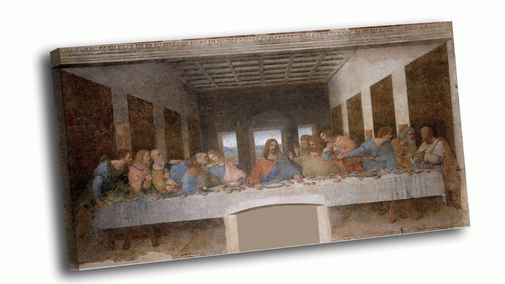 картины описание фото вечеря тайная