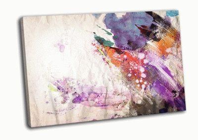 Картина абстрактная живопись фон