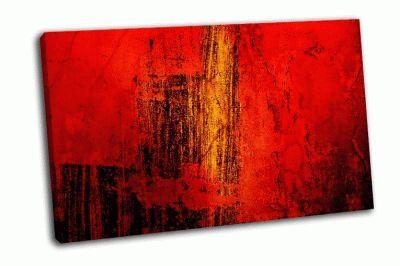 Картина абстрактные цветные фигуры