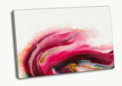 Картина абстрактные пятна