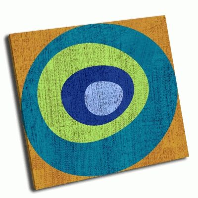 Картина абстрактный дизайн круг