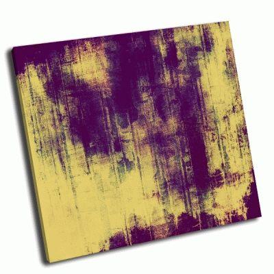 Картина абстрактный фон с гранж текстурой