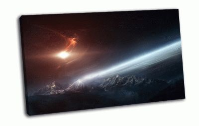 Картина атмосфера