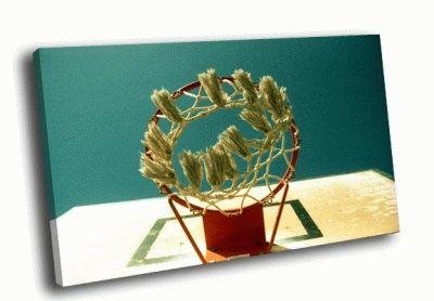 Картина баскетбольное кольцо