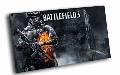 Картина battlefield 3