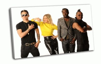 Картина black eyed peas