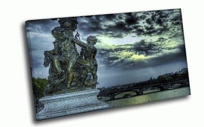 Картина близнецы скульптура