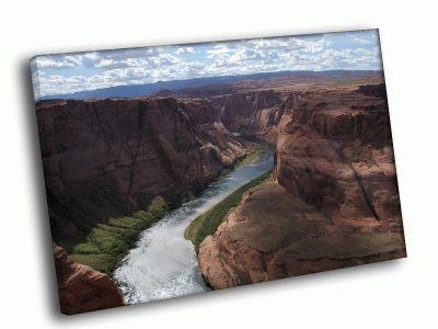Картина большой каньон