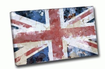 Картина британский флаг