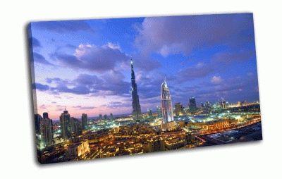 Картина burj khalifa