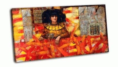Картина царица египта