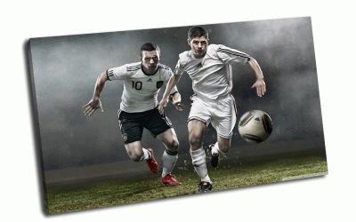 Картина чистый футбол