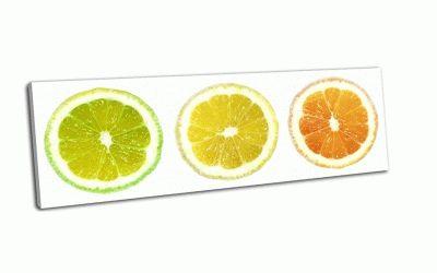 Картина цитрусовые  фрукты