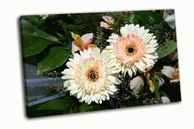 Картина цветочная композиция