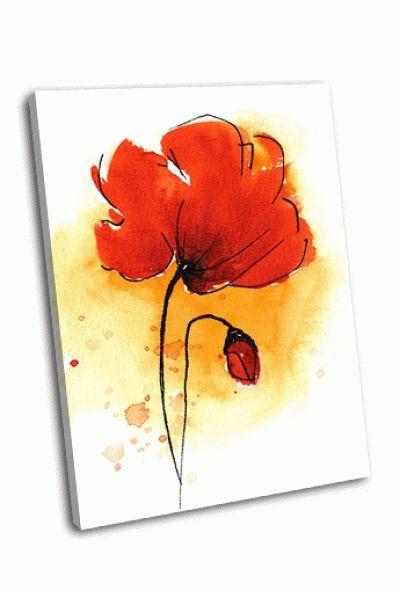 Картина цветочный фон апреля