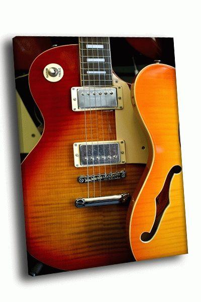 Картина две гитары