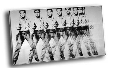Картина э. уорхол - восемь элвисов