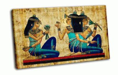 Картина египетский  рисунок