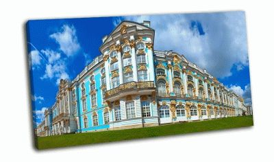 Картина екатерининский дворец