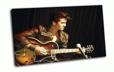 Картина elvis presley с гитарой