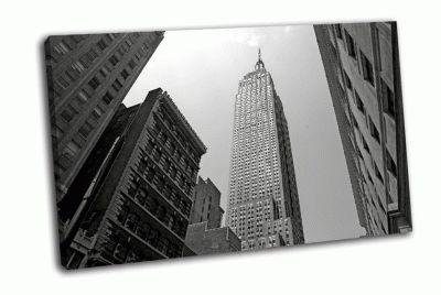 Картина эмпайр-стейт-билдинг