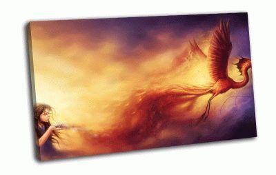 Картина феникс