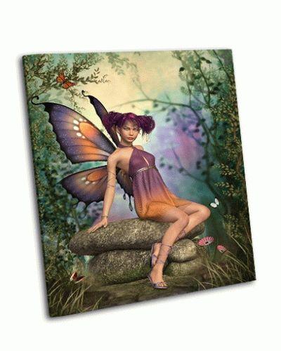 Картина фея в стране чудес