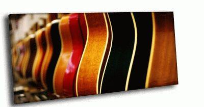 Картина гитары