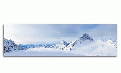 Картина горнолыжный курорт циллерталь