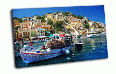 Картина greece