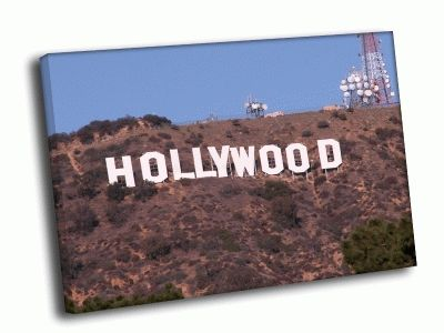 Картина hollywood