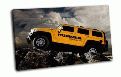 Картина hummer