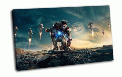 Картина iron man3