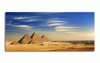 Картина каир гизе египет