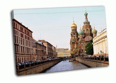 Картина канал санкт-петербург