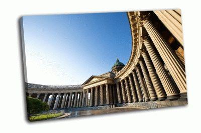 Картина казанский собор, санкт-петербург