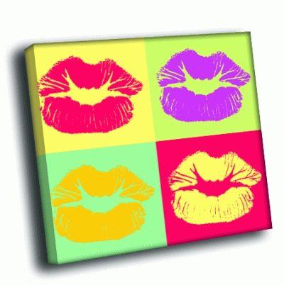 Картина kiss