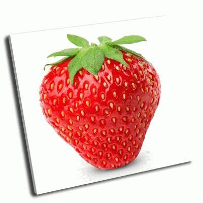 Картина клубника ягода