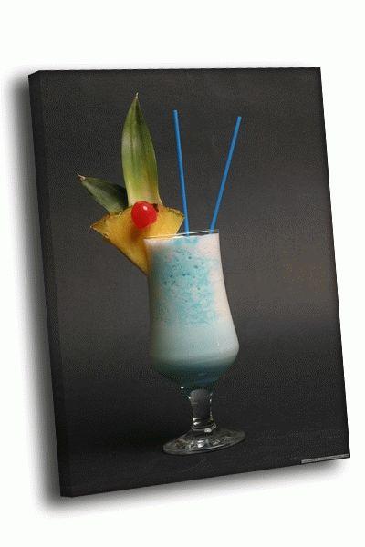 Картина коктейль экзотический
