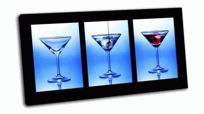 Картина коктейли