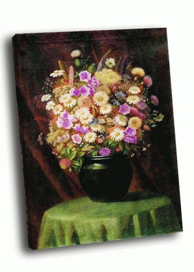 Картина кондратенко гавриил павлович - букет цветов копия
