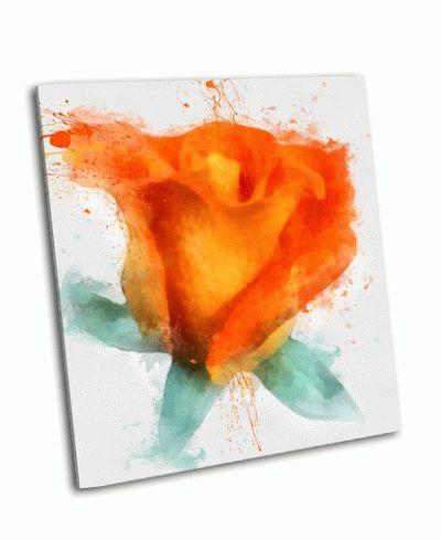 Картина красивая роза