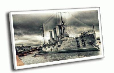 Картина крейсер i ранга аврора