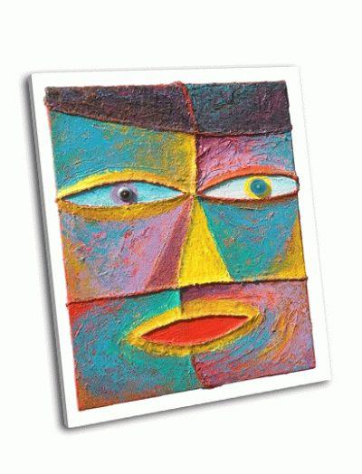 Картина лицо 1