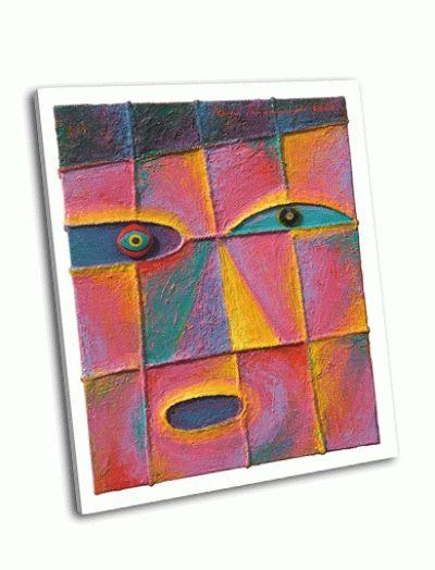 Картина лицо 2