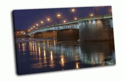 Картина литейный мост