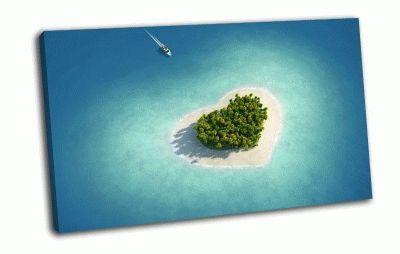Картина love island